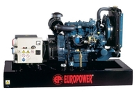Электростанция Europower  EPS 163DE