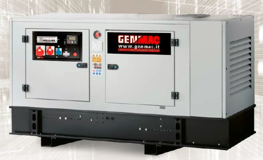 Электростанция GenMac 130IS